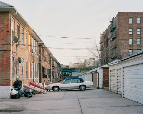 Neighborhood Conversations III, New York, 2007-2013, work in progress