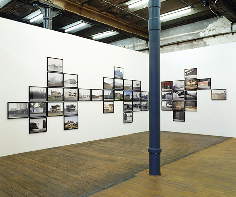 Quiescent, 1997-2007, solo-show at Galerie Pierogi, Leipzig 2008